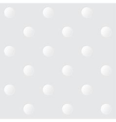 Polka Dots Background vector image