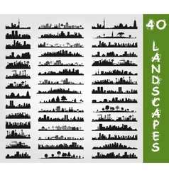 City landscape7 vector