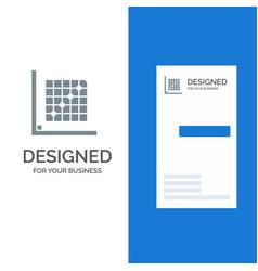 Color correction edit form grid grey logo design vector