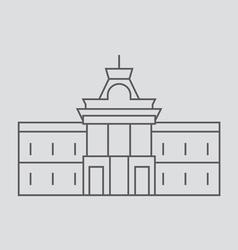 Chisinau vector image
