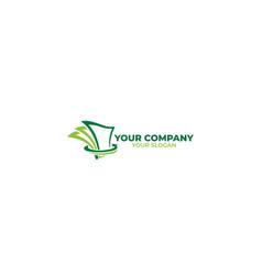 Loan money logo design vector
