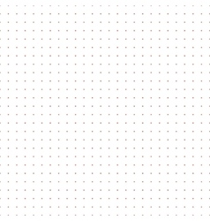 Seamless dotted geometric pattern background vector