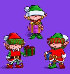 Elves 2 vector