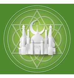 Paper Mosque34 vector