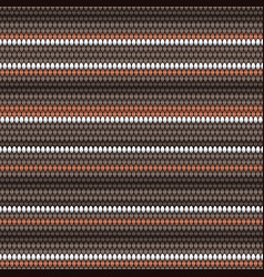 Weaving stripes pattern warm knitting texture vector