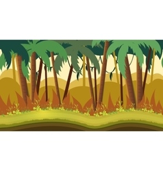 Background for games apps or mobile development vector image vector image