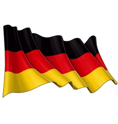 Germany National Flag vector
