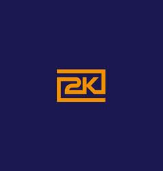2k logo design abstract icon design vector