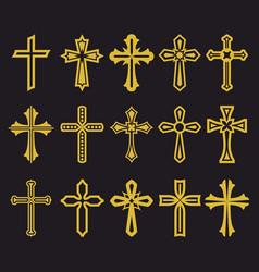 Big set of cross vector