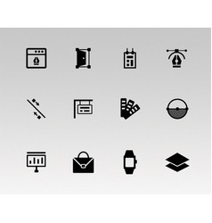 Icon design vector