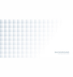 white square abstract background use for cover vector image