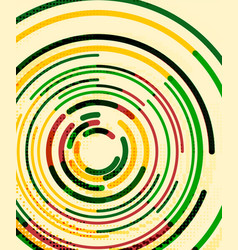 Circular lines circles geometric abstract vector