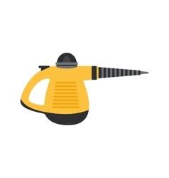 Cleaning vacuum equipment vector