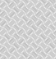 Slim gray countered thick t shapes with offset vector