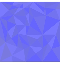 Pastel triangle blue background seamless pattern vector image vector image