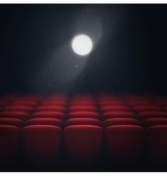 Cinema Projector vector image