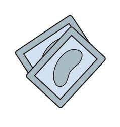color icon vector image