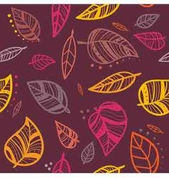 Fall pattern vector