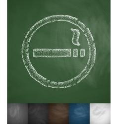 smoking icon vector image vector image
