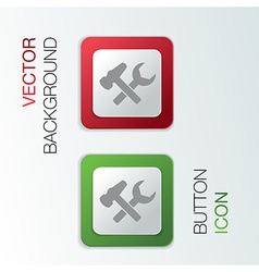 symbol settings vector image