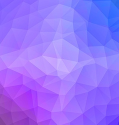 Geometric triangular low poly style graphic vector image