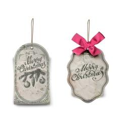 Merry Christmas Christmas greetings vector image