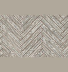 Wooden floor seamless pattern timber texture vector