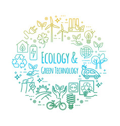 Eco lifestyle zero waste concept recycle and vector