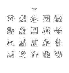 child care mom with stroller electro nanny vector image