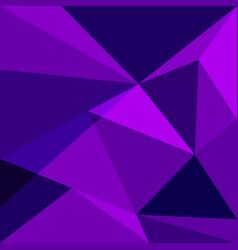 purple low poly design element background vector image