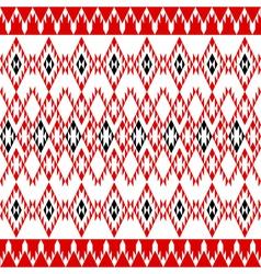 folk texture vector image