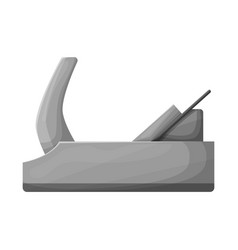 Jointer and tool icon web vector