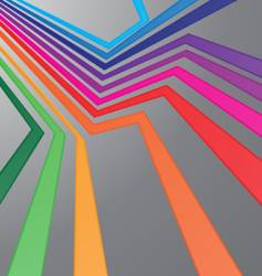 line backgrounds vector image vector image