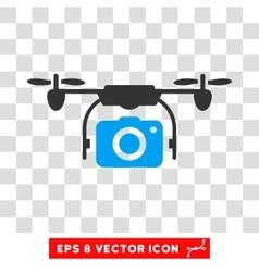 Airdrone Camera Eps Icon vector