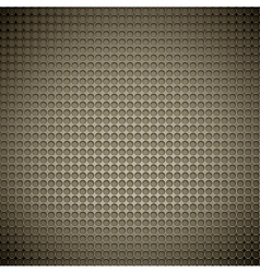 Metal background vector image