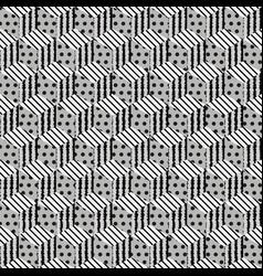 seamless memphis vector image vector image