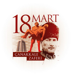 18th march martyrs remembrance day vector