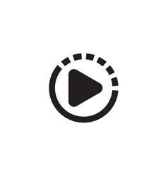 movie design vector image