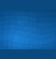 abstract darkly blue background with square cells vector image vector image