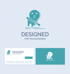 death frag game kill sword business logo glyph vector image