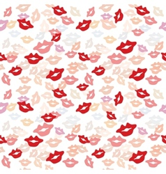 Lips seamless vector