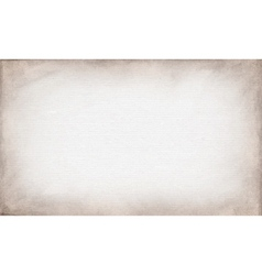 horizontal beige canvas to use as grunge vector image