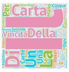 Scegliendo la migliore macchina text background vector image vector image