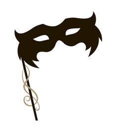 carnival mask image vector image