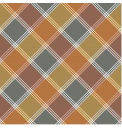 Retro fabric texture check seamless pattern vector