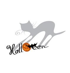 imagination for halloween vector image