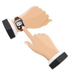 Smart Watch vector