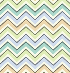 Triangle chevron pastel background vector image