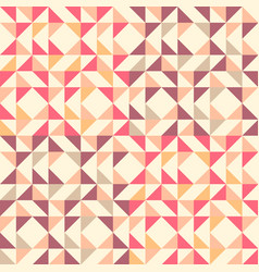 geometric seamless pattern background with vector image