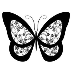 Butterfly 2 vector